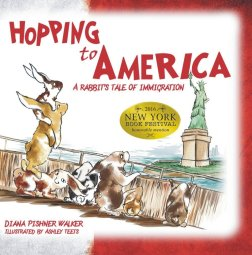 New York Book Festival Honorable Mention - Best Children's Book It's a Rabbits Tale of immigration from Italy to the United States and landing on Ellis Island to be processed for entry to the USA. The rabbits venture on to Clarksburg, WV, taking their Italian heritage and culture to their new home.