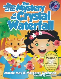 Mom's Choice Award for Children's Picture Book: People, Places & Culture**Winner Pacific Rim Book Festival**Paris Book Festival Honorable Mention The Crystal Waterfall is an excellent early readers and includes culture of the Hawaiian Islands plus vocabulary words. Click here to Purchase!