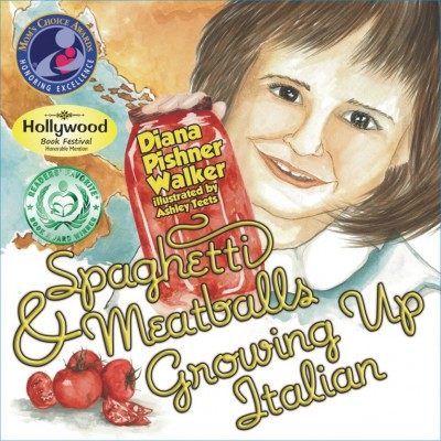 It's not just about spaghetti-that's for sure! Many will relate to the Italian heritage stories and the special family ties. From planting a garden, bug family holidays, and childhood memories of friends, family and games to special family recipes so graciously shared by the author- Spaghetti and Meatballs is a must read for all ages! Click here to Purchase!