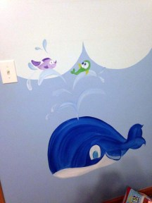Under the Sea Mural Image 1