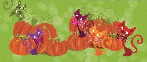 Happy Halloween Cats!