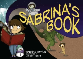 Sabrina's Book Front Cover